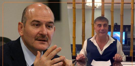 Ministrul de interne, Suleyman Soylu & Sedat Peker, șeful mafiei din Turcia